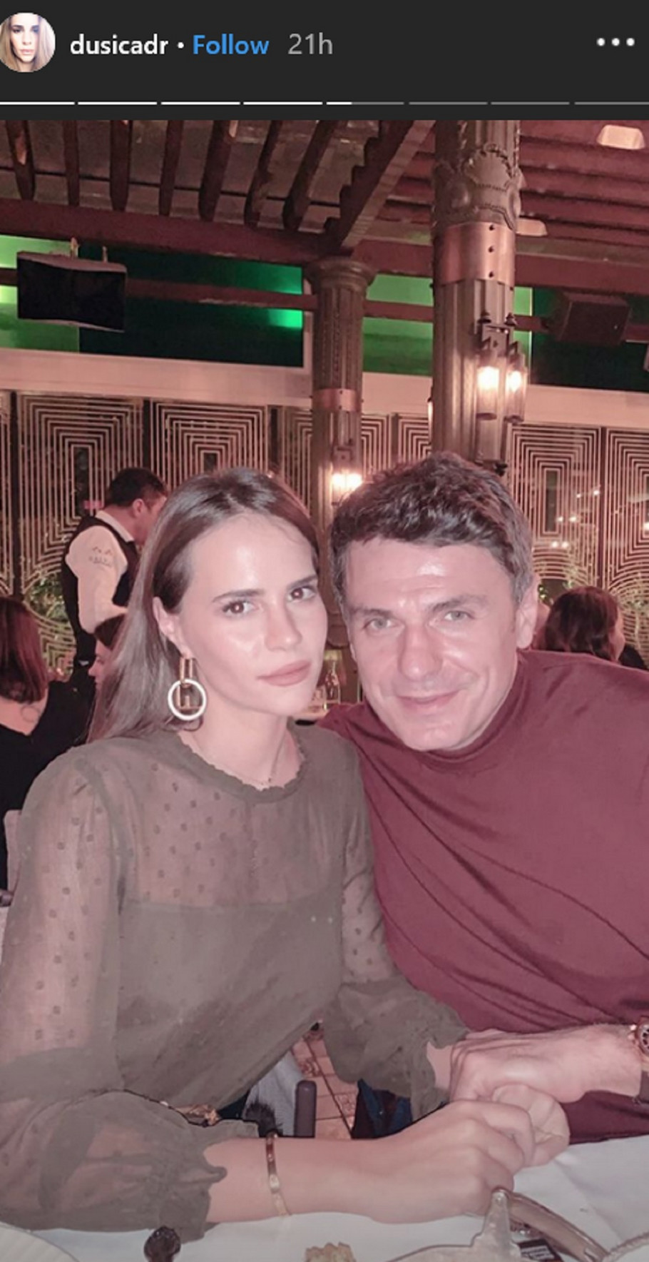 Dušica i Mirsad Jahović