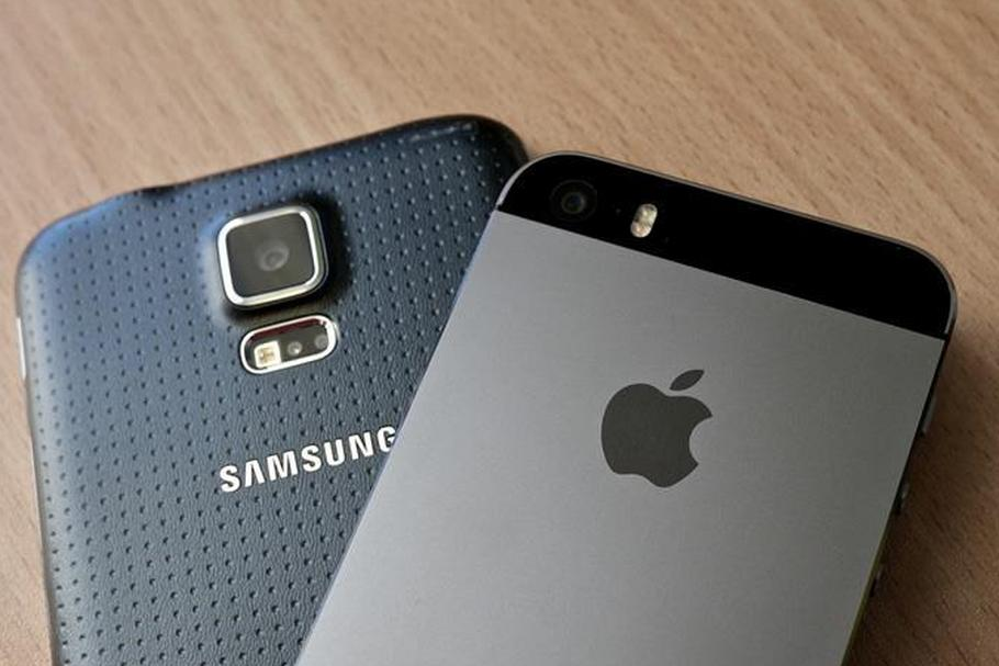 Samsung Galaxy S5 i iPhone 5S
