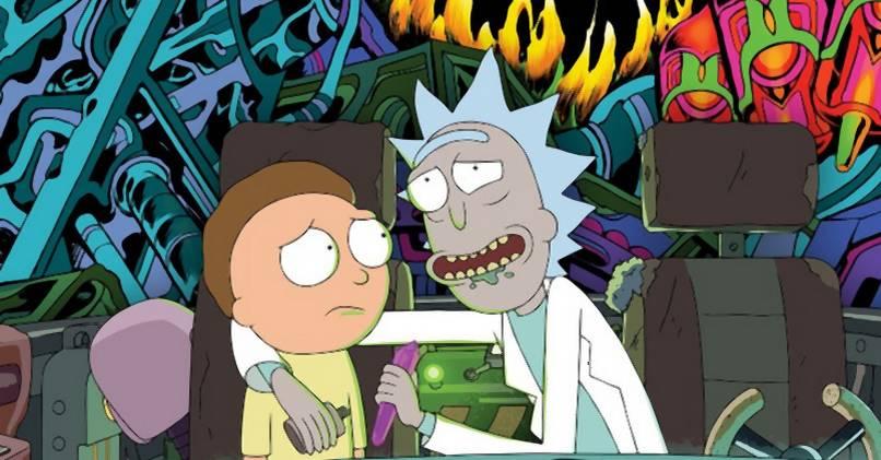 """""""Rick and Morty"""": Adult Swim verrät erste Episoden-Titel der neuen Staffel"""