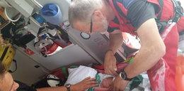 Biblijne znalezisko: niemowlę wyłowione z potoku