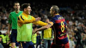 Messi zachwycony grą swojego kolegi z drużyny