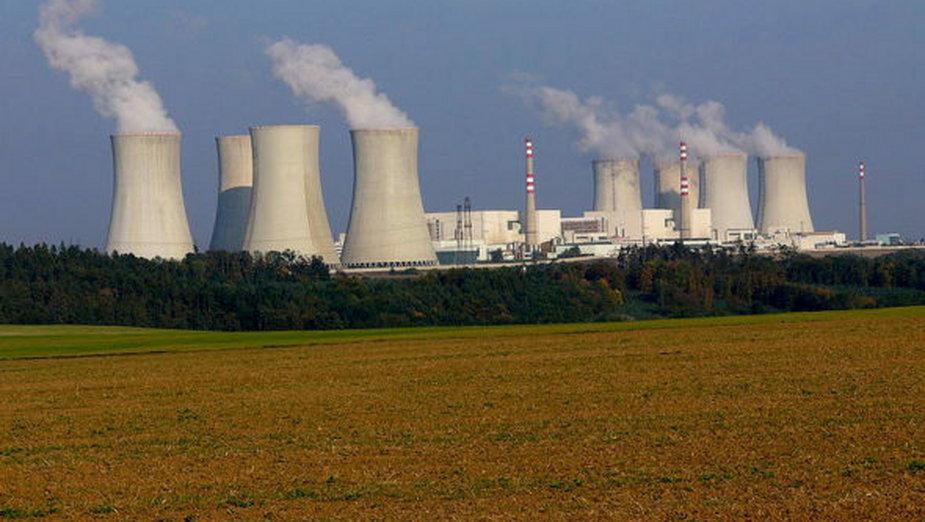 Elektrownia jądrowa Dukovany Fot. Wikipedia