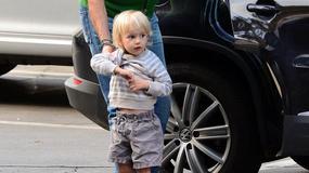 Rod Stewart pokazał swojego najmłodszego synka