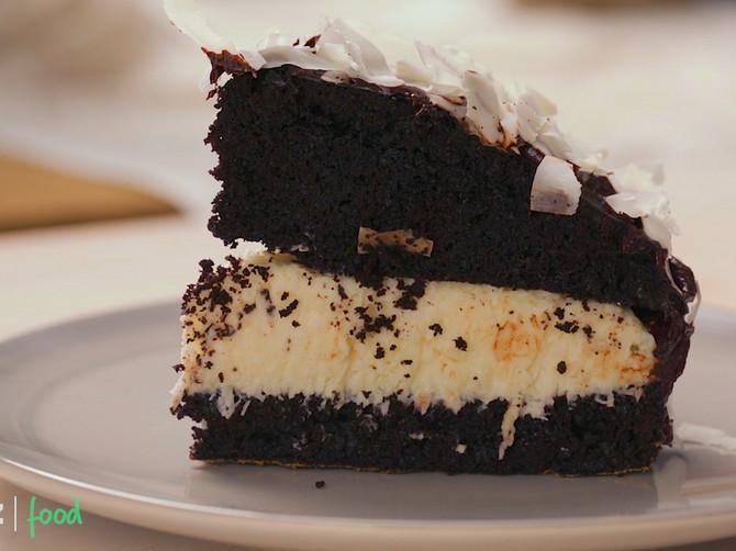 Čokoladna torta sa kokosom: Svaki zalogaj diže raspoloženje do maksimuma