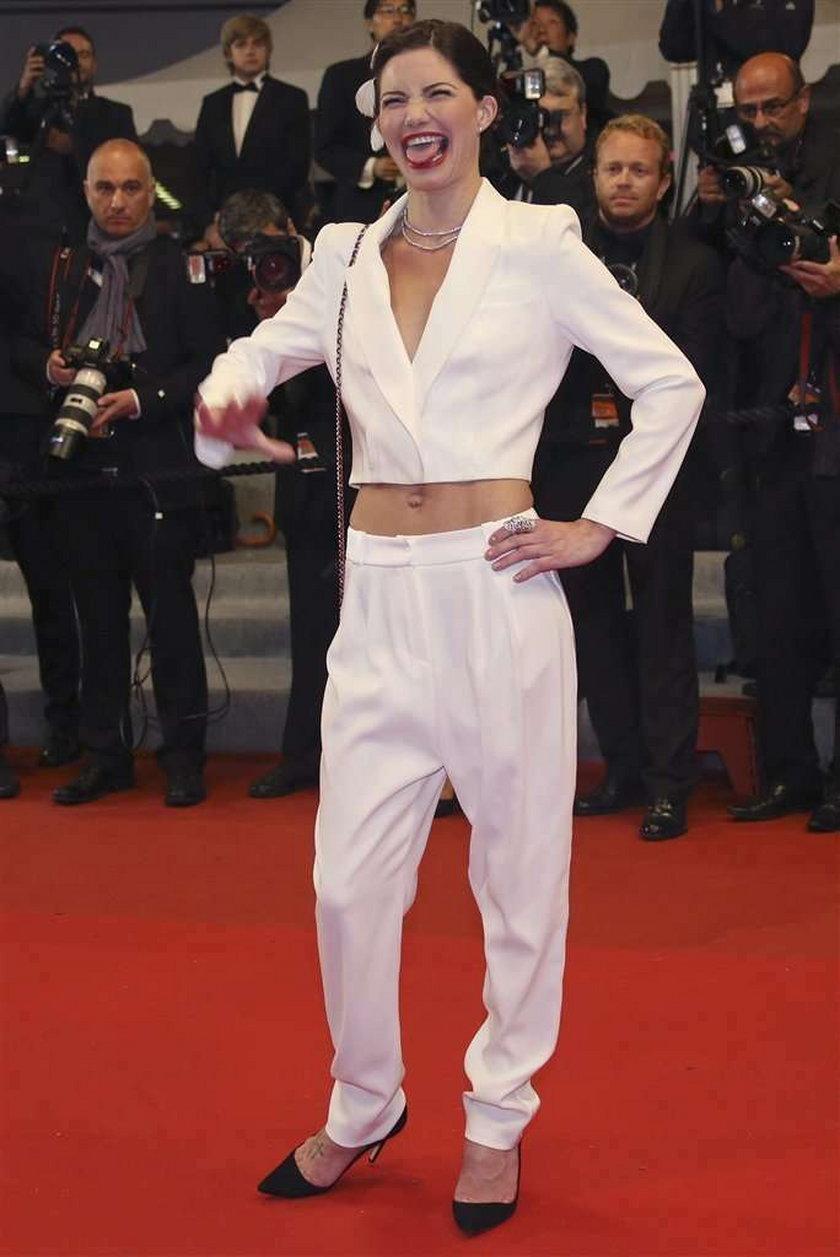 Delphine Chaneac Cannes 2012