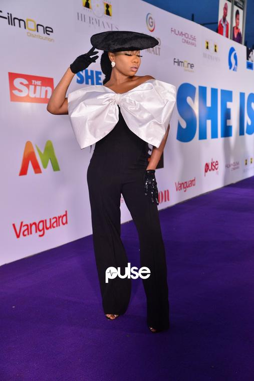 Mo' cheddah came to slay at 'She Is' movie premiere [PULSE]