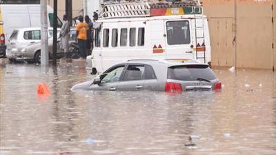 Hivernage : Que faire si votre véhicule prend l'eau ?