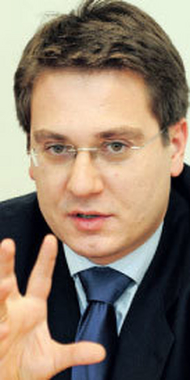 Marcin Kaszuba, Ernst & Young, były wiceminister gospodarki