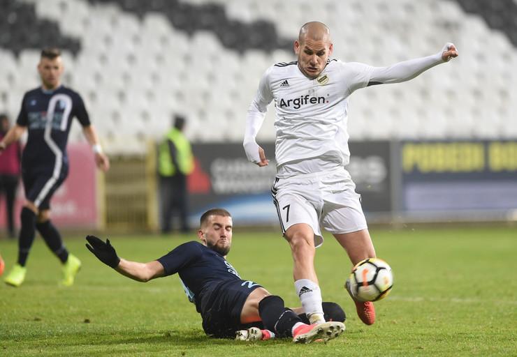 FK Čukarički, FK Rad