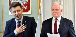 Gowin broni Dworczyka: Ma ogromne zasługi