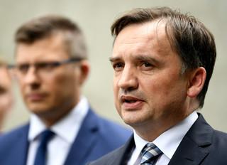 Ziobro: Wiedziałem o śledztwie wobec Sławomira Nowaka