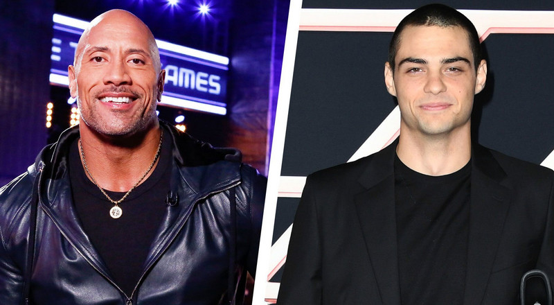 Noah Centineo Has Officially Joined the Cast of Black Adam