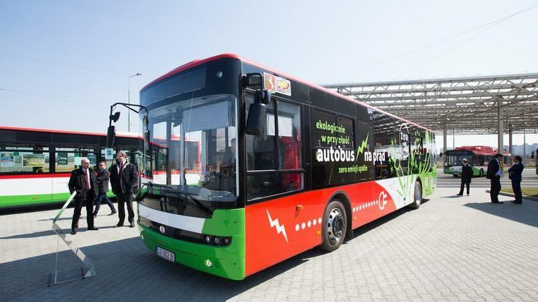 Autobus elektryczny Ursus Ekovolt