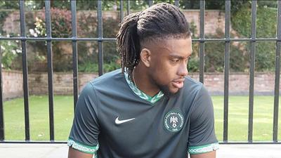 Alex Iwobi tests positive for COVID-19 to miss Super Eagles game against The Benin Republic