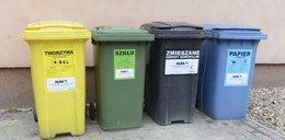 Lepiej naucz się segregować śmieci