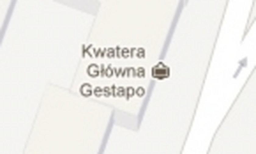Siedziba Gestapo