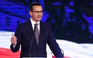 """Europa, jedność prawicy i nowa """"piątka"""" premiera. Konwencja PiS przez wyborami samorządowymi"""