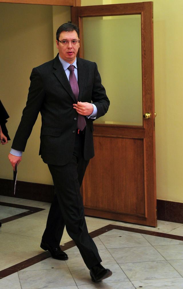 Vučić: Ne očekujem loše ili suviše dobre vesti