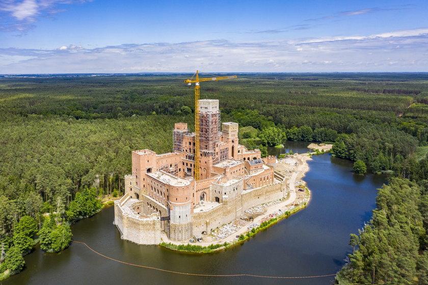 Przedłużenie postępowania w sprawie zamku w Stobnicy