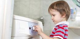 Matka wyprała syna w pralce! Nie przeżył