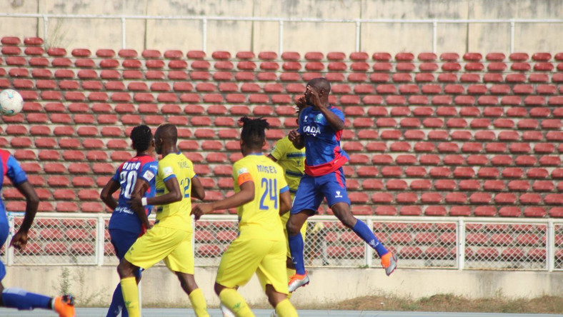 The NPFL have been suspended since March due to the coronavirus pandemic [NPFL]
