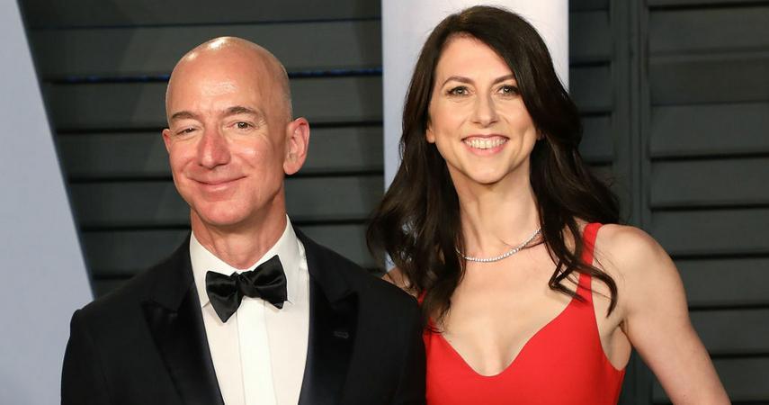Była żona właściciela Amazona najbogatszą kobietą w USA