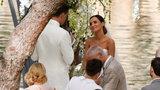 Wielkie greckie wesele Szczęsnego i Mariny