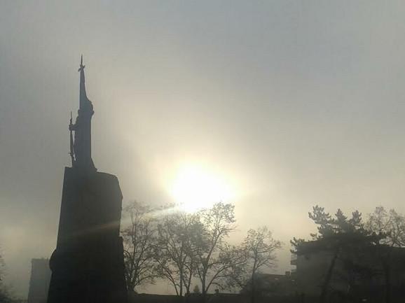 Magla u Kraljevu