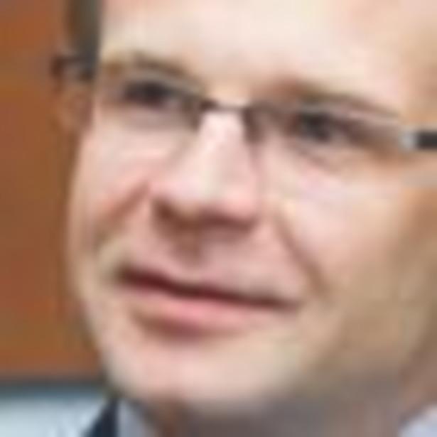 Ludwik Kotecki, wiceminister finansów odpowiedzialny za podatki Fot. Marek Matusiak