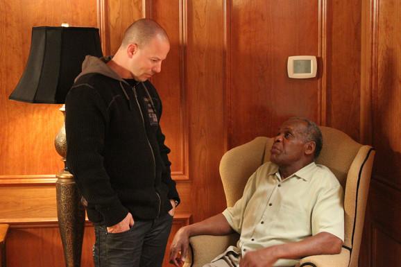Goran sa slavnim Denijem Gloverom