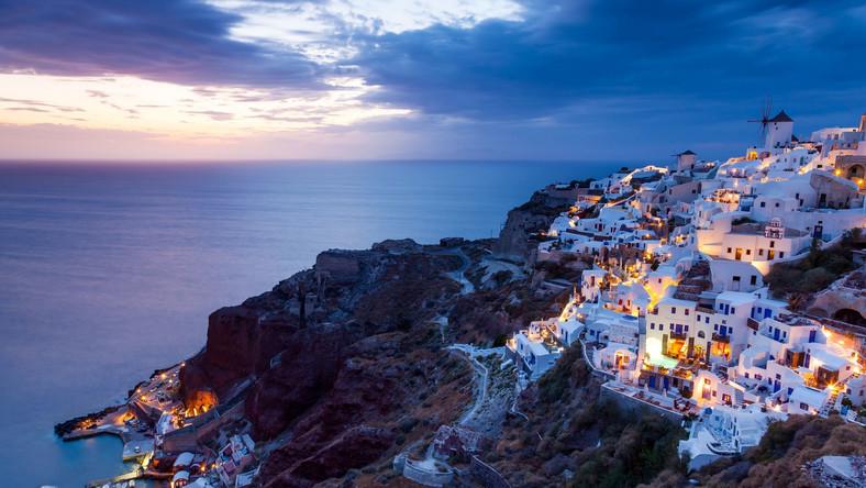 Santorini, Grecja