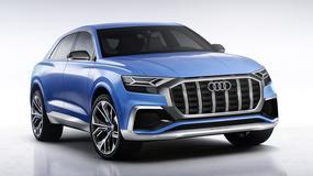 Audi Q8 Concept – SUV, jakiego jeszcze nie było