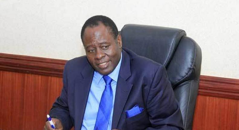 Nyeri Governor Nderitu Gachagua