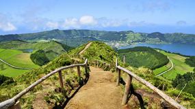 """Azory - portugalskie wyspy """"najbardziej zielone na świecie""""; otrzymały nagrodę Platinum Quality Coast Award 2014-2015"""