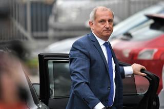 Neumann: Usłyszałem zarzut przekroczenia uprawnień, nie przyznałem się do winy