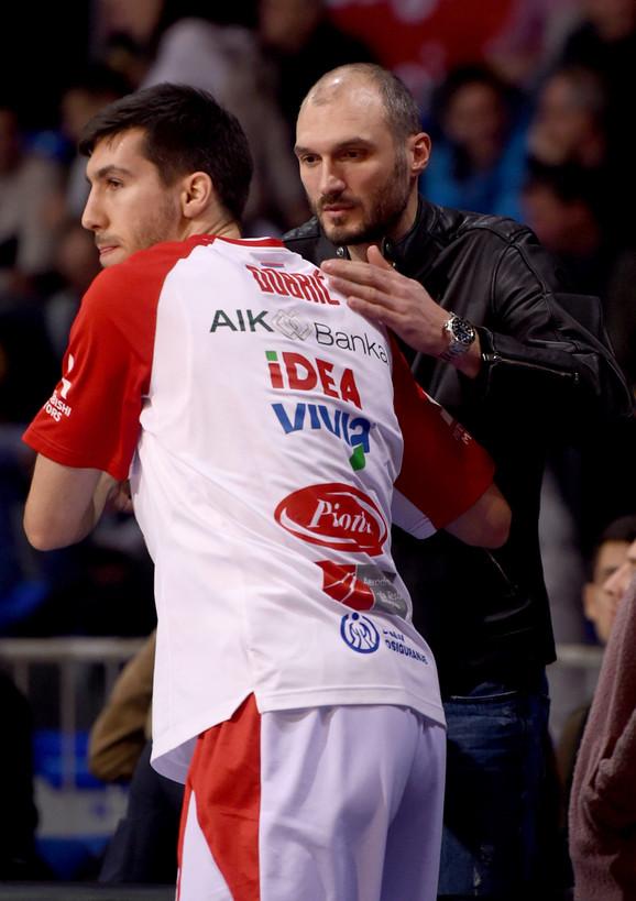 Pozdrav Simonovića i Dobrića