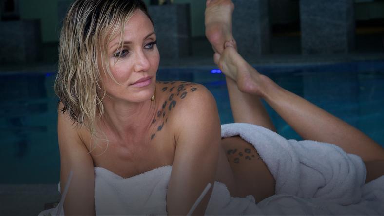 Cameron Diaz filmy porno duża cipka i duży tyłek