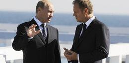 Putin straszył Tuska rosyjskimi kibolami