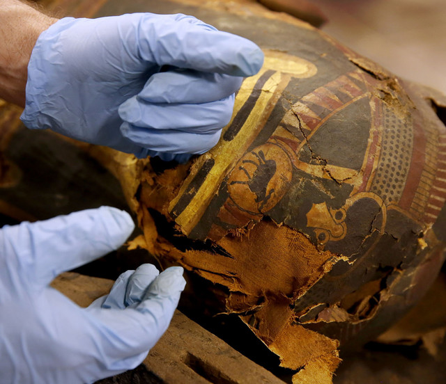 Mumija se ipak nije pretvorila u prah