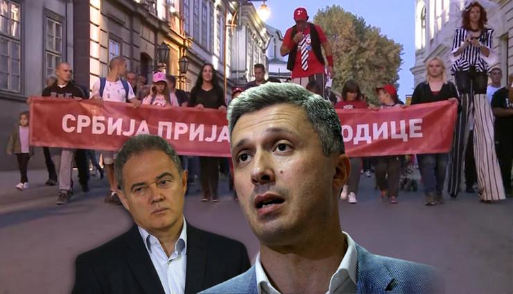 cacak setnja kombo 2 RAS Oliver Bunic, Andrija Vukelic, Youtube Srpski pokret DVERI