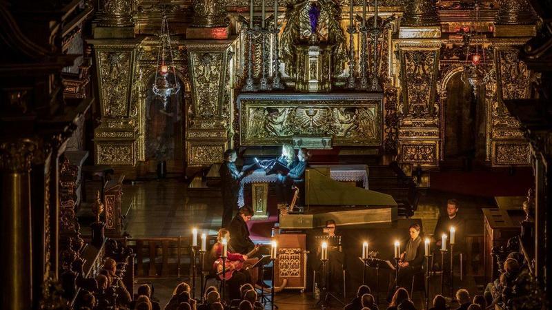 Misteria Paschalia i inne krakowskie festiwale docenione przez Europę