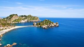 Puste plaże na Sycylii