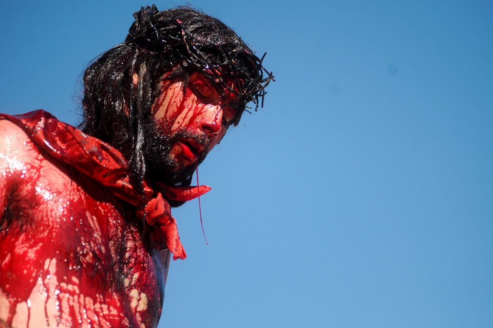 BRAZIL GOOD FRIDAY PASSION OF CHRIST