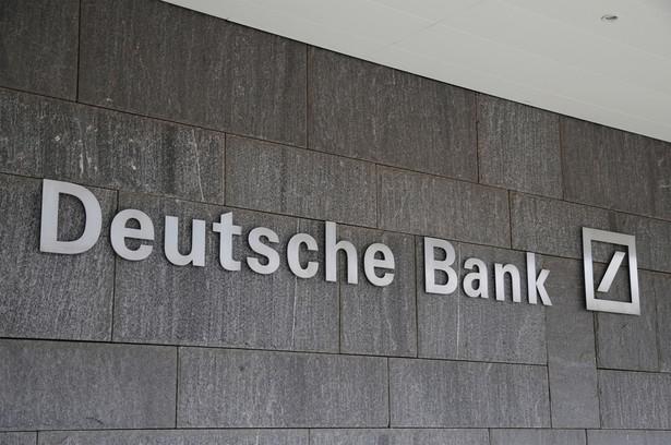 Chociaż wartość MBS-ów sprzedanych przez Deutsche Bank była znacznie mniejsza niż w przypadku amerykańskich gigantów, to grozi mu kara porównywalna z BoA czy JP Morganem.