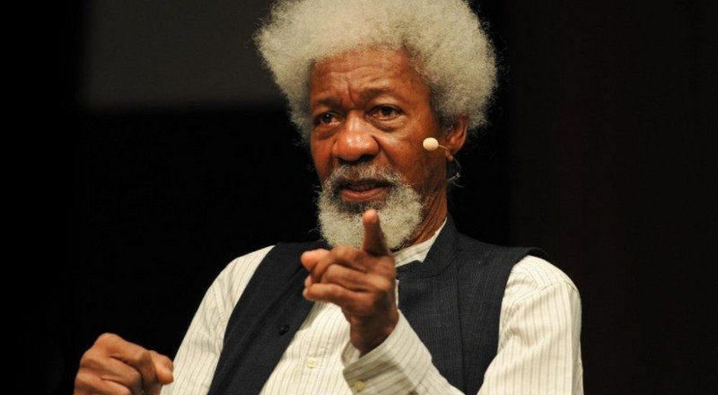 Soyinka says he was disappointed by Achebe's remark on his Nobel prize