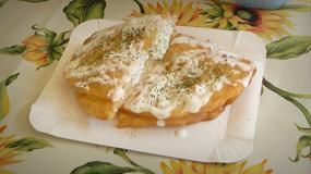 Langosz - najsłynniejszy fast food z Węgier