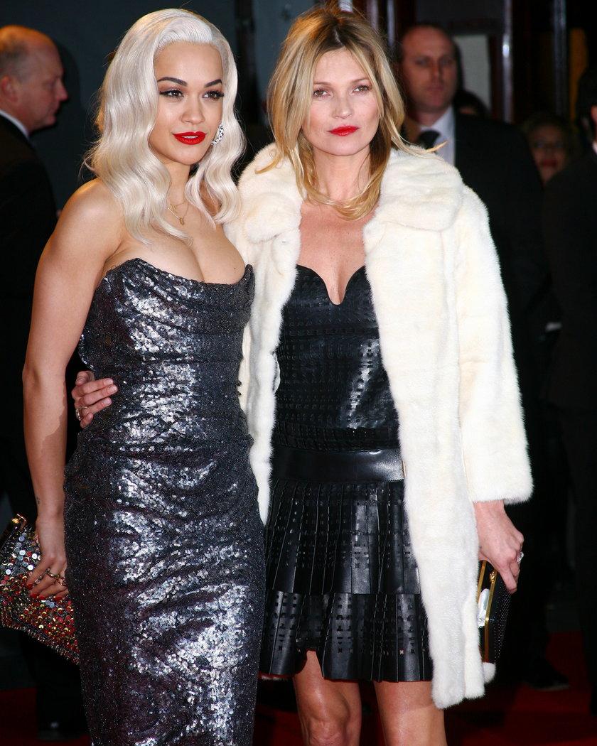 Kate Moss i Rita Ora