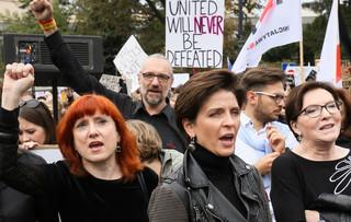 Kopacz: Kobiety wygrały dziś ze złą zmianą