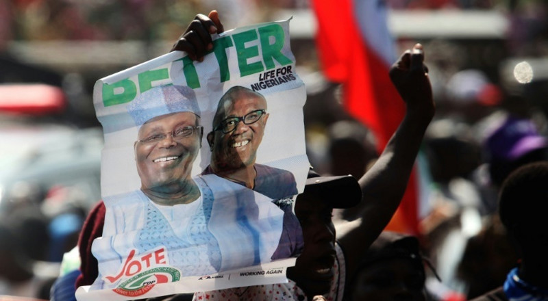 White witches predict victory for Atiku in February 16, presidential election