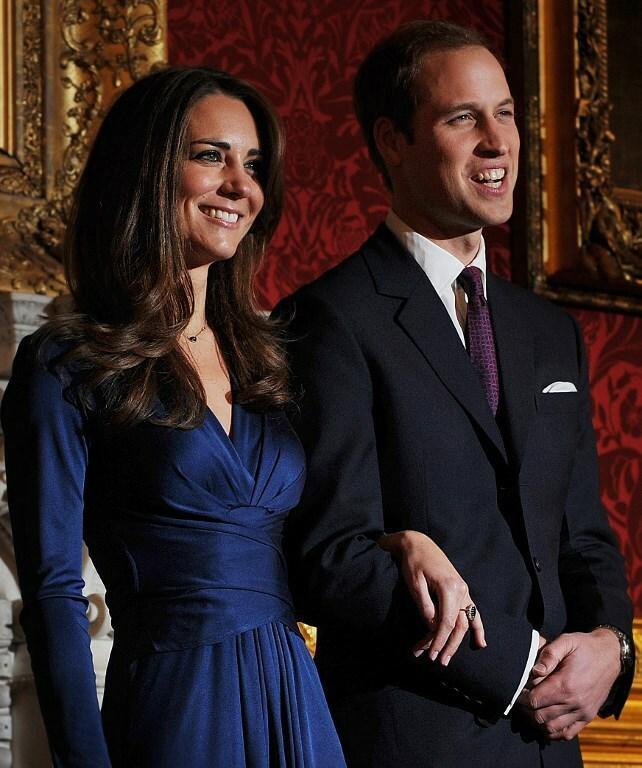 Zaręczyny Kate i Williama